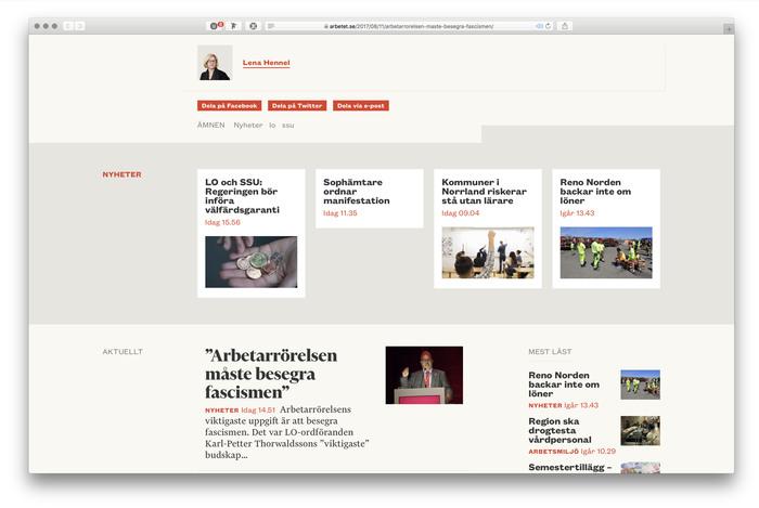 Arbetet website (2017) 5