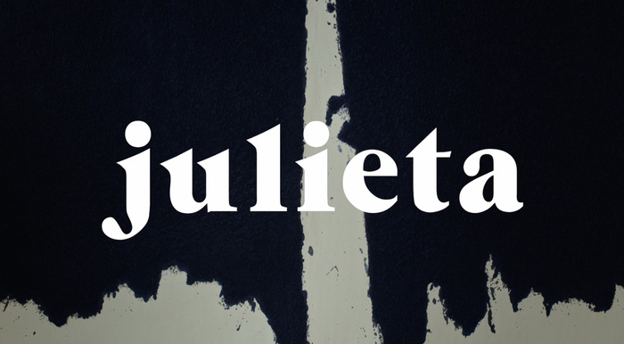 Julieta movie identity 2