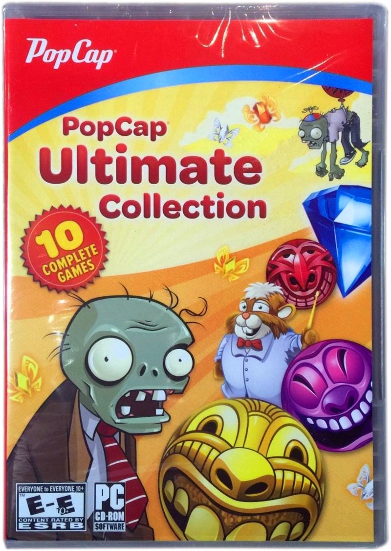 all popcap games full collections