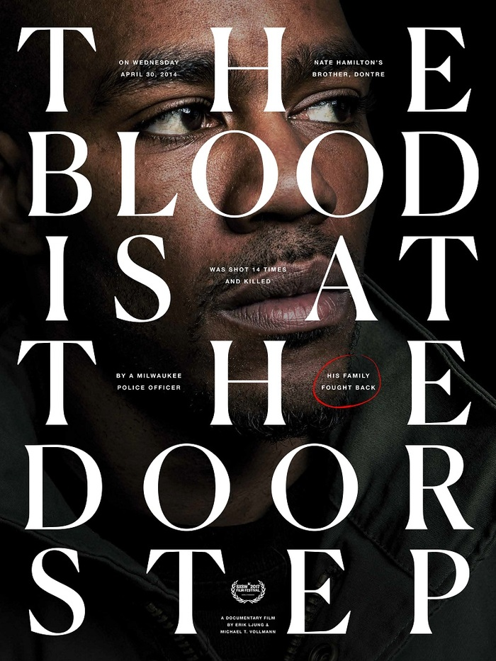 The Blood Is At The Doorstep movie poster