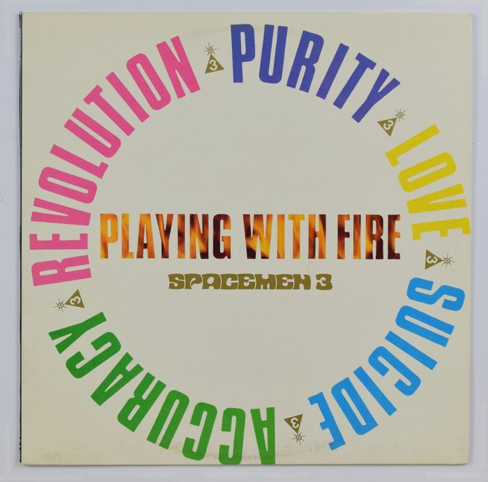 Spacemen 3 ‎– Playing With Fire 1
