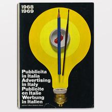 <cite>Pubblicità in Italia, 1968–69</cite>