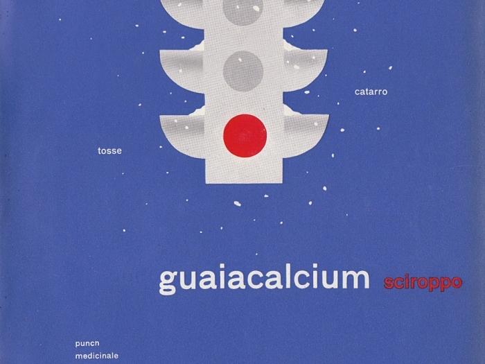Guaiacalcium ad 3