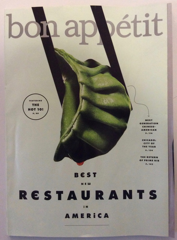 Bon Appétit, September 2017 5