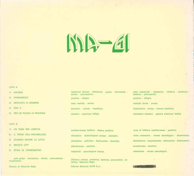 Maurizio Bigio – Ma-Gi 2