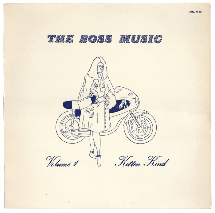 The Boss Music – Vol. 1 Kitten Kind album art 1