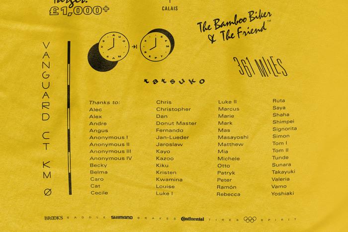 The Bamboo Biker & The Friend 3