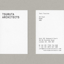 Tsuruta Architects
