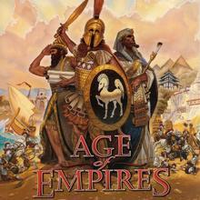 <cite>Age of Empires</cite> logos