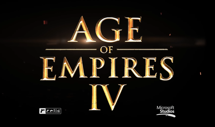 Age of Empires IV, 2017, developed by Relic Entertainment