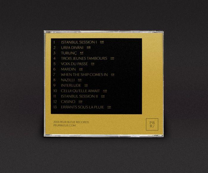Peur Bleue Records 7