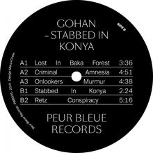 Peur Bleue Records