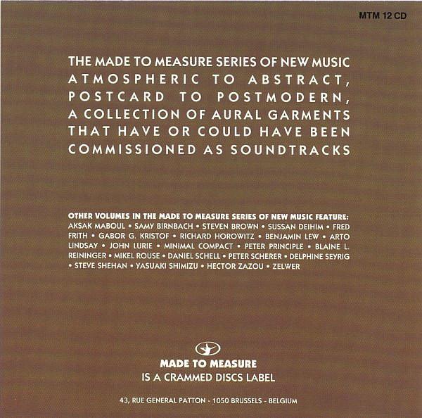 Yasuaki Shimizu – Music For Commercials album art 2