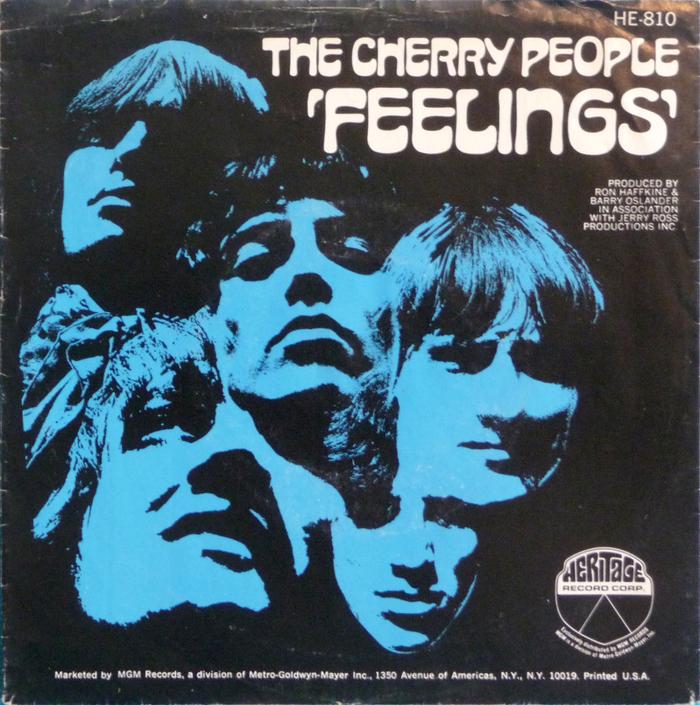 """""""Feelings""""/""""Mr. Hyde"""", HE-810, Feb 18, 1969"""