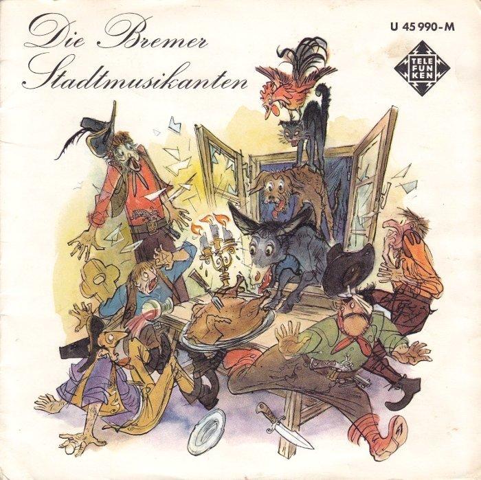 Town Musicians of Bremen, 1957