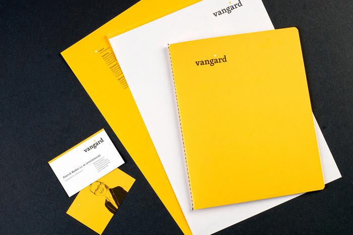 Vangard (printed matter) 1