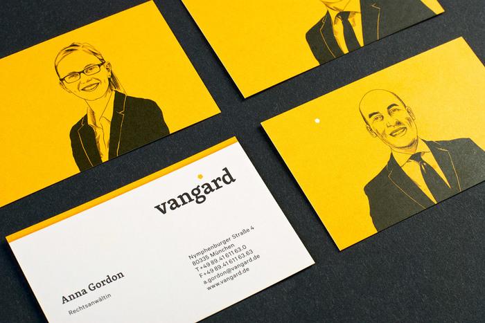 Vangard (printed matter) 2