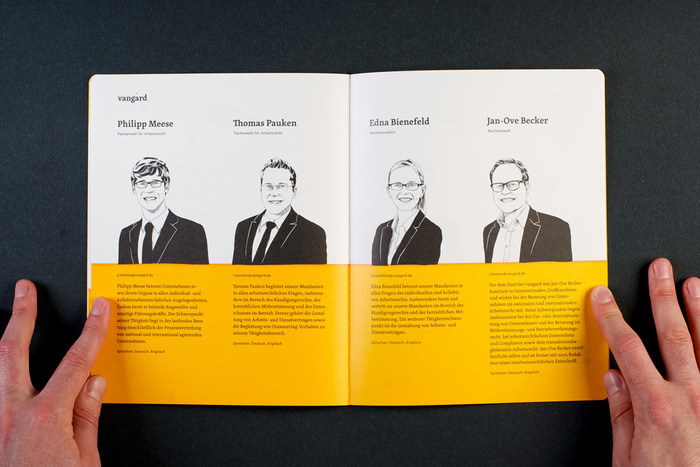 Vangard (printed matter) 3