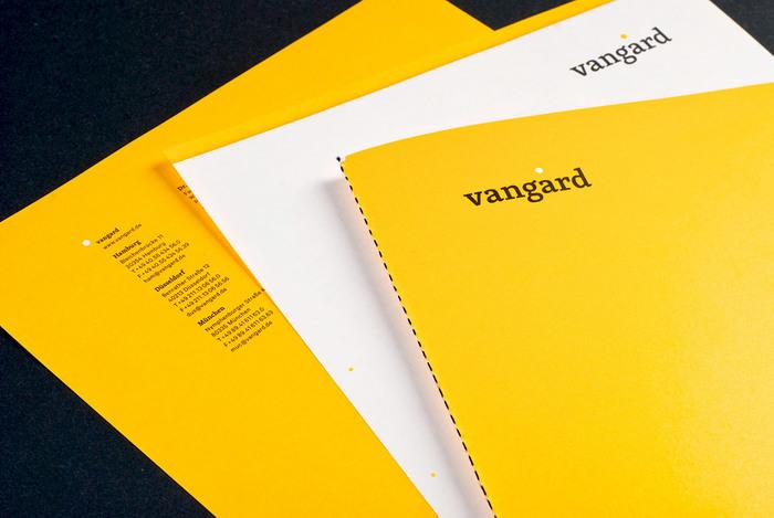 Vangard (printed matter) 5