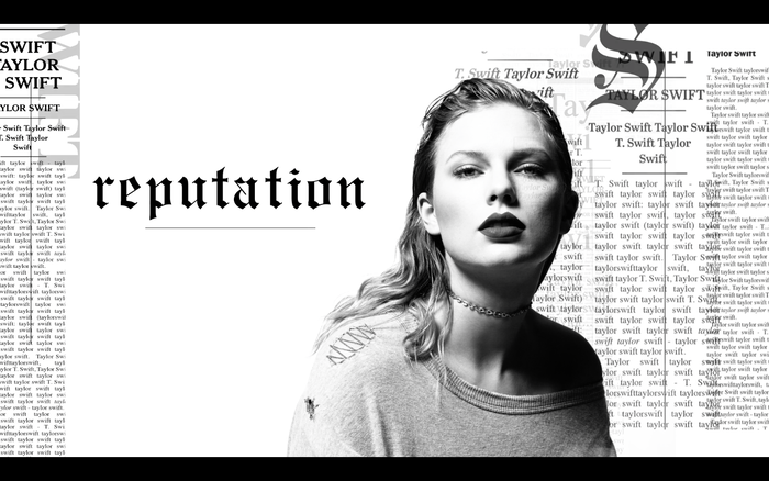 Taylor Swift – Reputation 6