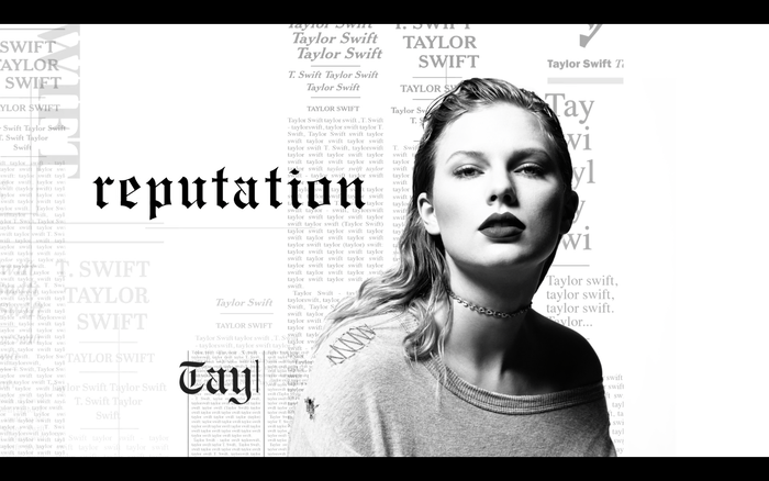 Taylor Swift – Reputation 5