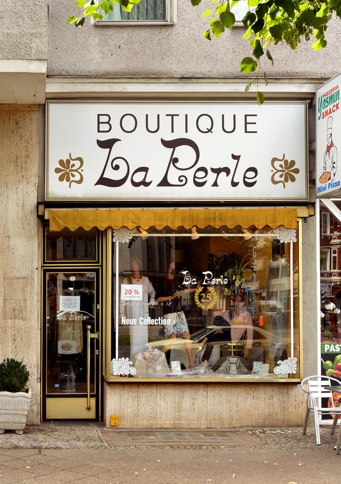 Boutique La Perle 1