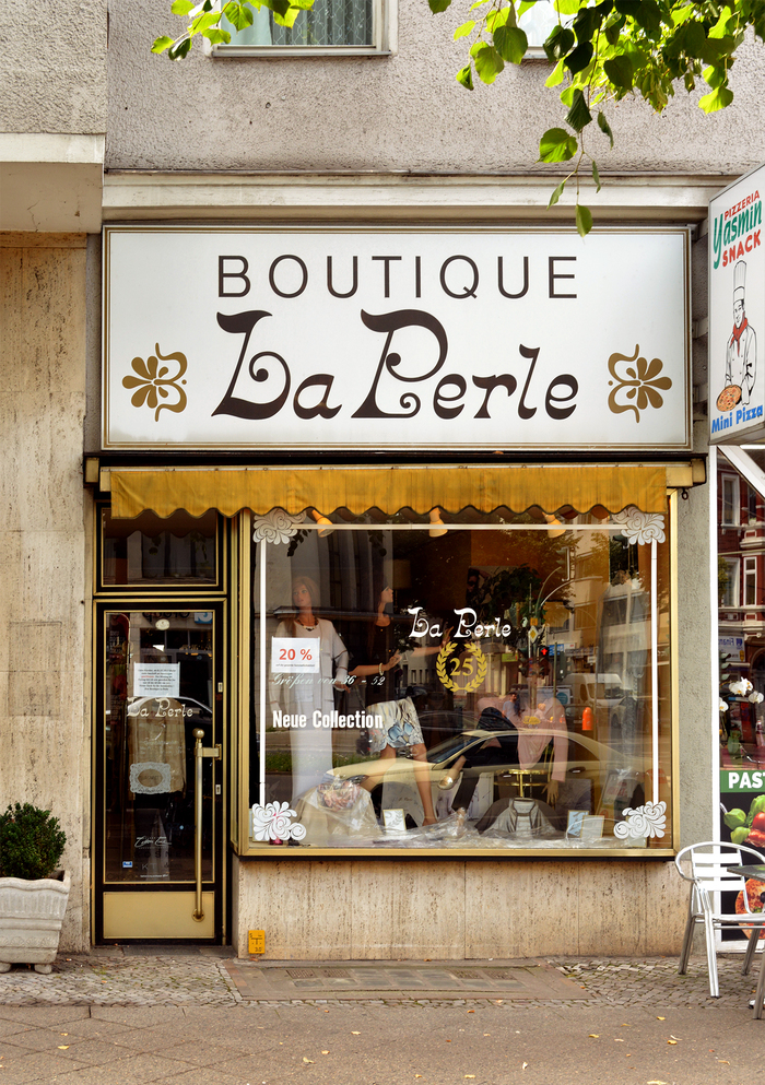 Boutique La Perle 1