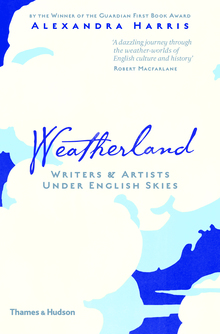 <cite>Weatherland</cite> by Alexandra Harris