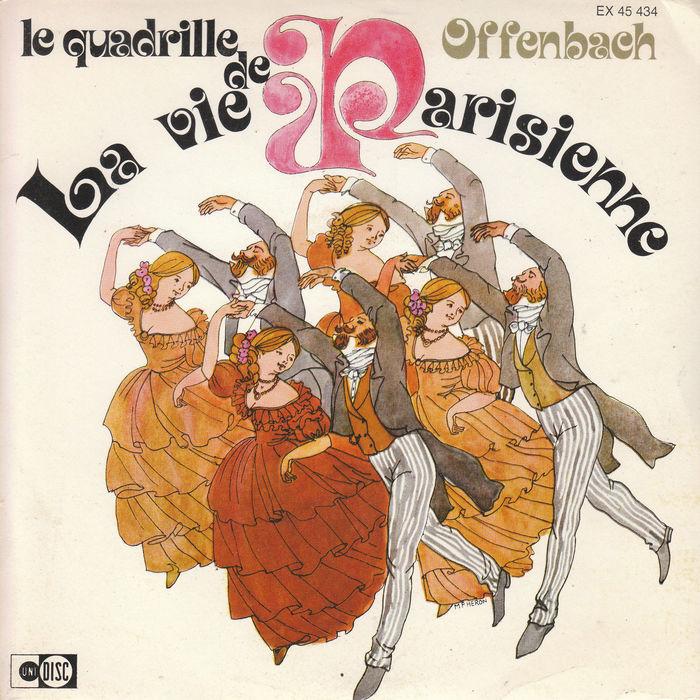 Le quadrille de La vie Parisienne