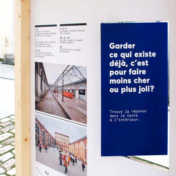 """""""Le design pour concevoir une école"""" 8"""