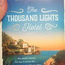 <cite>The Thousand Lights Hotel</cite> by Emylia Hall