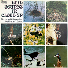 Victor C. Lewis ‎– <cite>Bird Sounds In Close-Up </cite>