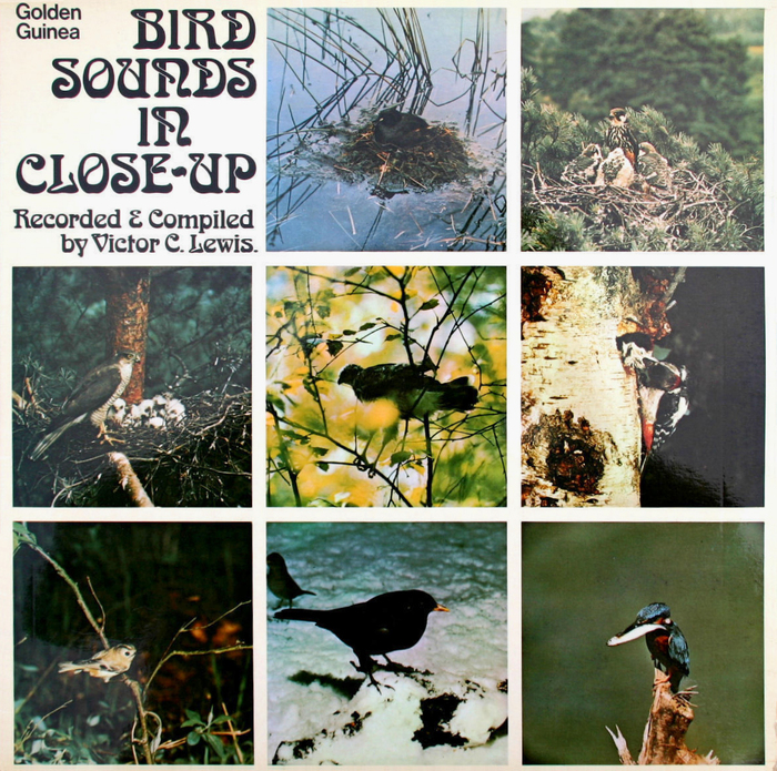 1969 reissue from Pye Golden Guinea Records, with photography by F. V. Blackburn.