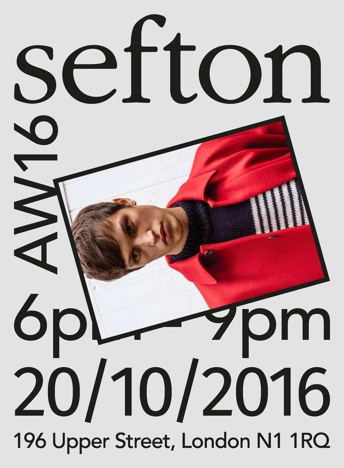 Sefton AW16