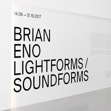 Brian Eno — <cite>Lightforms / Soundforms</cite>