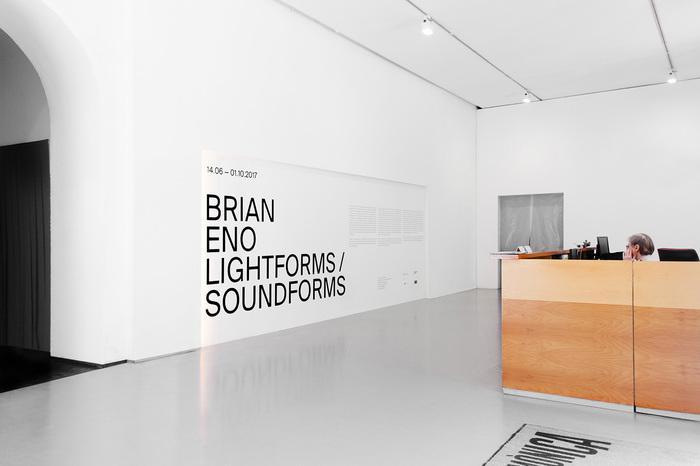 Brian Eno — Lightforms / Soundforms 1