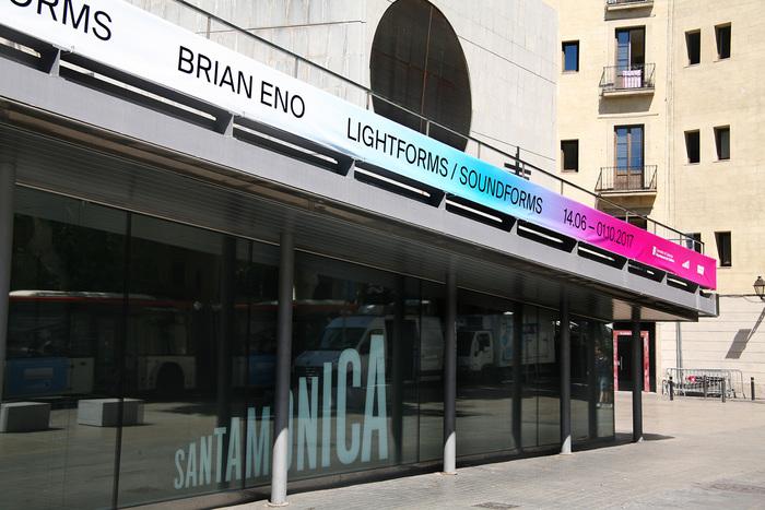 Brian Eno — Lightforms / Soundforms 5