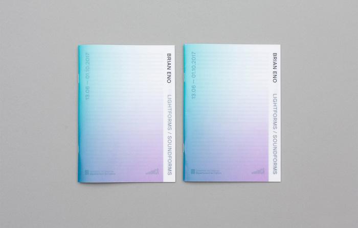 Brian Eno — Lightforms / Soundforms 7