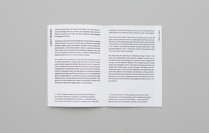 The booklet pairs Suisse Int'l with Suisse Neue for the footnotes.