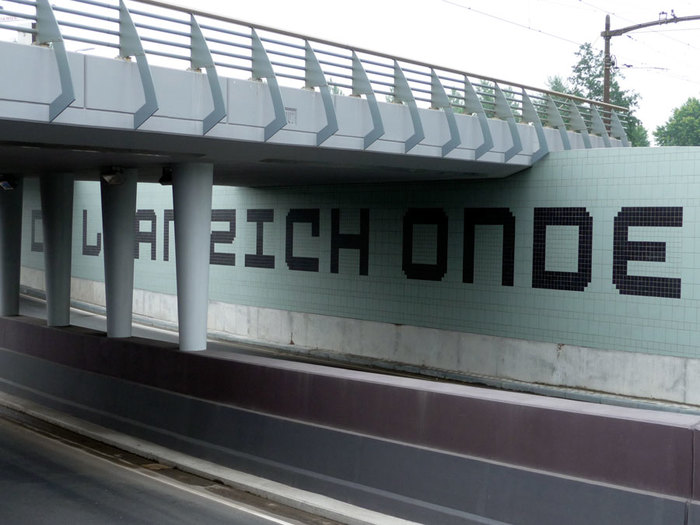Dordrecht Tunnel 8