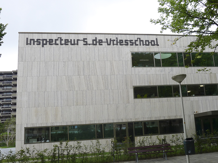 Inspecteur S.De Vriesschool 1