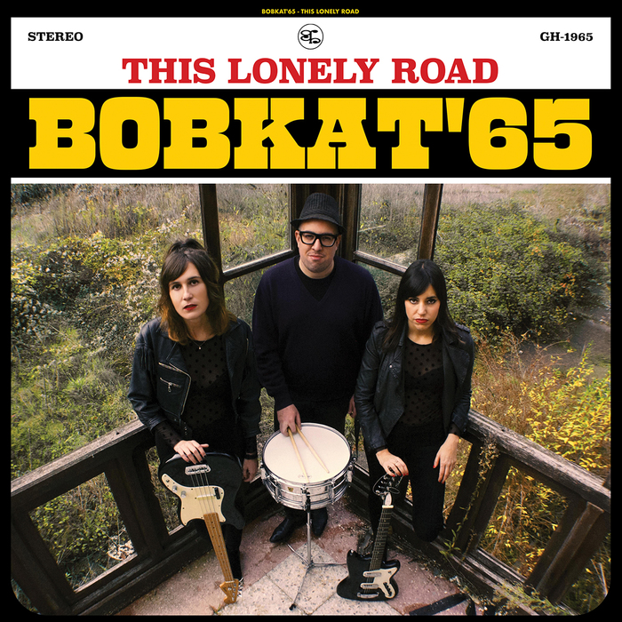 Bobkat'65 – This Lonely Road album art 1
