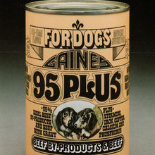 Gaines Dog Food packaging proposal