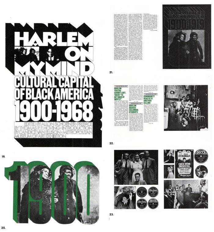 Harlem on My Mind 2