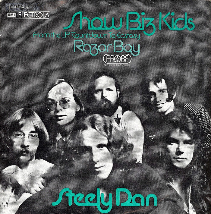 """Show Biz Kids"" / ""Razor Boy"" – Steely Dan"