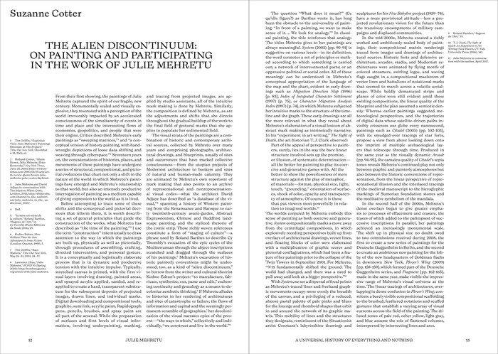 A Universal History of Everything and Nothing by Julie Mehretu 4