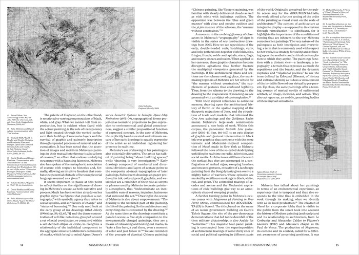 A Universal History of Everything and Nothing by Julie Mehretu 5