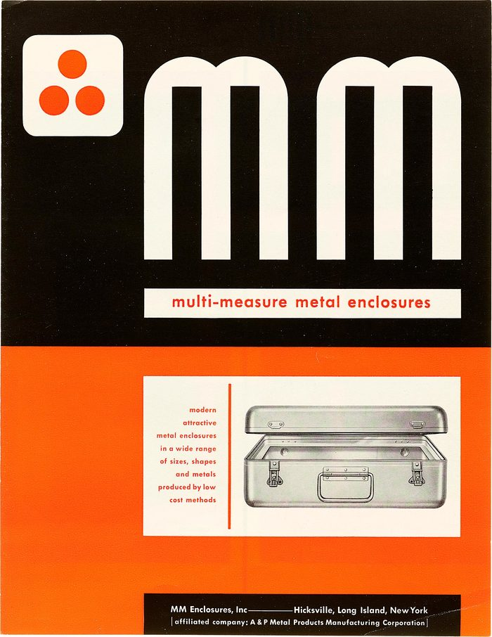 MM Multi-Measure Metal Enclosures brochure