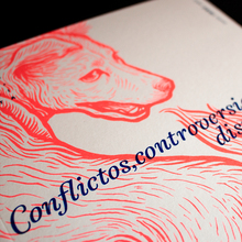 <cite>Conflictos, controversias y disyuntivas</cite>, Ediciones Abierta
