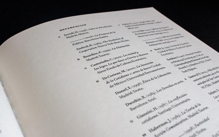 Conflictos, controversias y disyuntivas, Ediciones Abierta 8